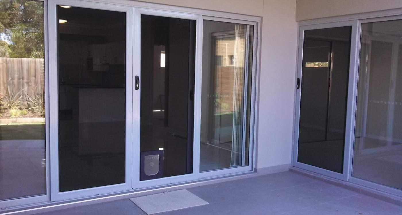 Security Screen Doors Panther Protect